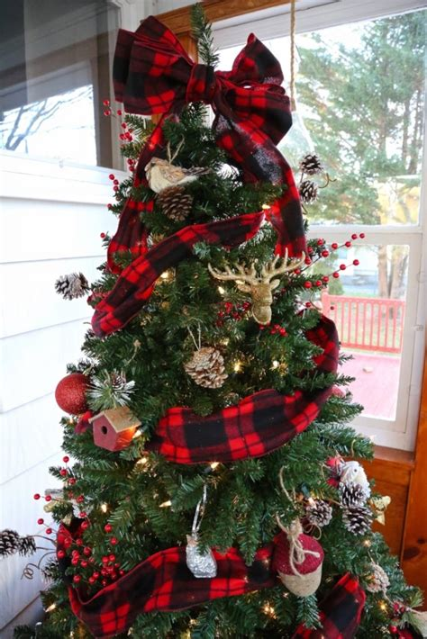 tree ribbon decoration tree decoration ideas with ribbons