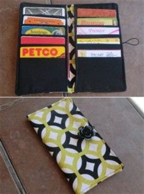 how to make your own credit card 25 best ideas about fabric wallet on diy