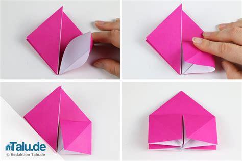 origami ros origami anleitung comot