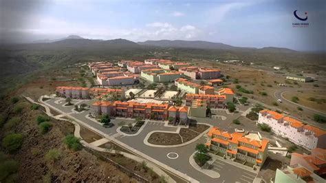cabo verde youtube cabo verde from the air island of santiago youtube