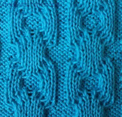 spider stitch knitting spider knitting stitches free patterns
