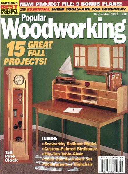 popular woodworking magazine popular woodworking may 1981 feb 2013 popular woodworking