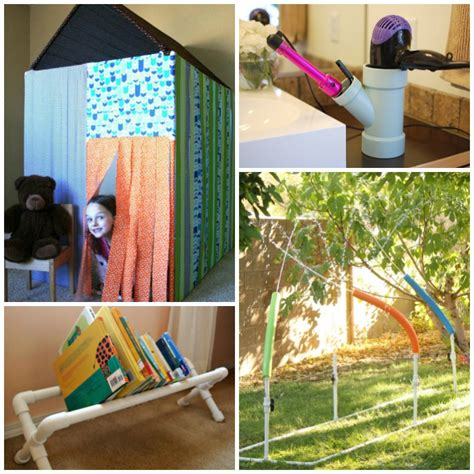 pvc crafts projects 25 easy pvc pipe projects anyone can make