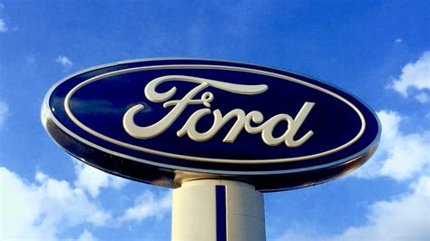 Ford Sign by Ford Recalls Trucks Suvs For Transmission Shifter Problem