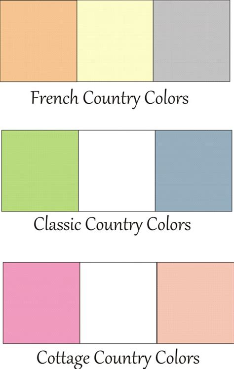 paint colors for country country interior paint colorscountry home interior color