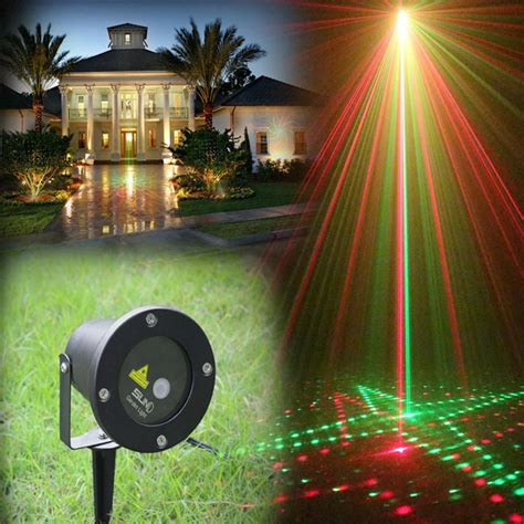 outdoor laser projector lights new landscape outdoor laser light show projector