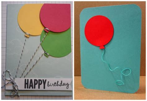 how to make easy handmade cards top 30 cool birthday card ideas and images 9 happy birthday