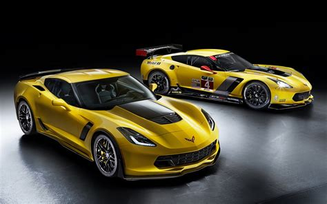 Supercar Wallpaper Yellow by Chevrolet Corvette Z06 C7 R Gt2 Yellow Supercar