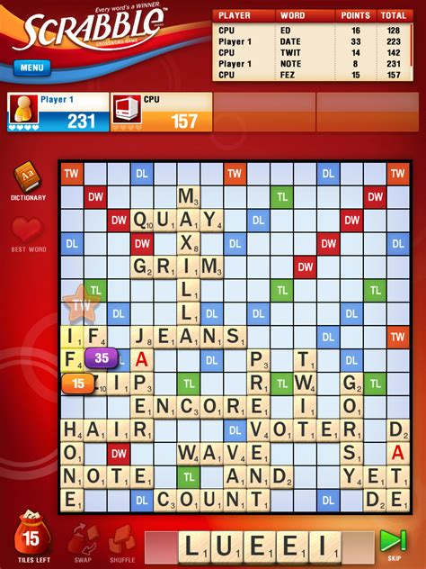 problems with scrabble app scrabble not working on 2011