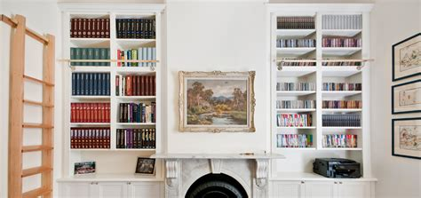 luxury bookshelves custom cabinets melbourne luxury cabinets makers