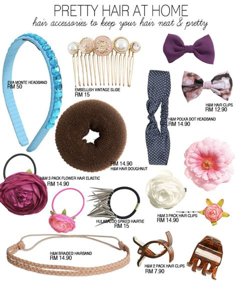 how to make hair jewelry 10 pretty hair accessories to make you look at home