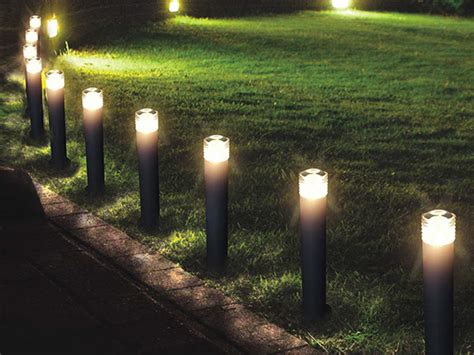 light garden creative ideas for outdoor garden lighting with decorative