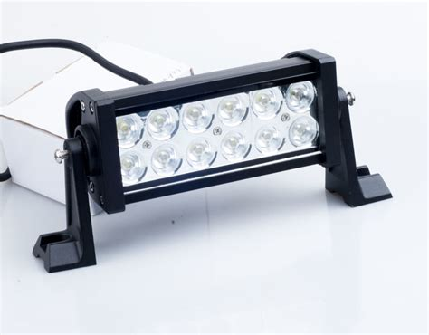 led bar light for trucks china 10inches 36w led work light bar for truck jt 1336