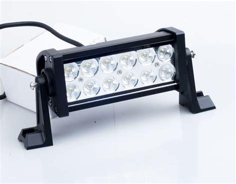led light bar truck china 10inches 36w led work light bar for truck jt 1336