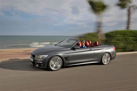 2014 Bmw 435i by 2014 Bmw 435i Convertible Side In Motion 03 Photo 15