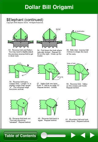 dollar bill origami penguin origami apppicker