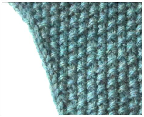 seed stitch knitting in the techknitting increasing in seed stitch and decreasing in