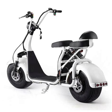 Motor Electric Romanesc by Bicicleta Electrica Citycoco Harley Scooter Scuter