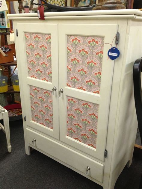 decoupage kitchen cabinets pretty paper decoupage cabinet homemaker