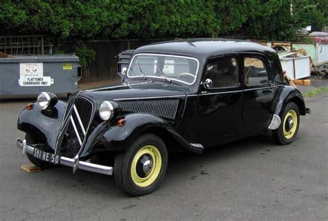 Citroen Traction Avant by 1952 Citroen Traction Avant 11b Normale For Sale On Bat