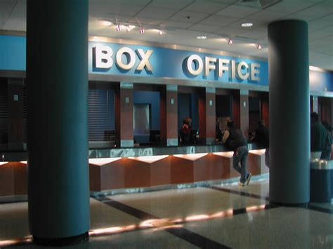 Cadillac Theatre Box Office by Boxoffice Pro Autos Post