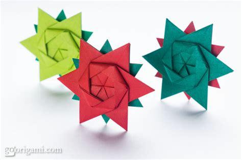 origami 12 point 12 pointed origami by keller go origami