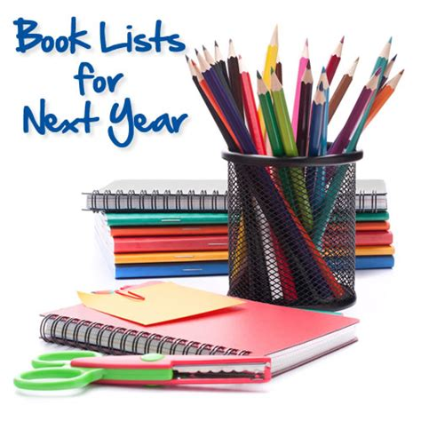 picture book book lists