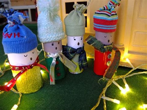 toilet paper roll crafts for adults how to recycle ornaments from toilet paper rolls