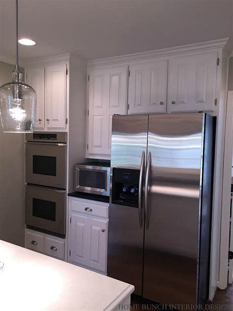 kitchen cabinets reno before after kitchen reno with painted cabinets home