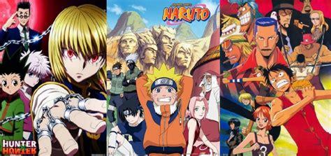 best shonen top 10 best shounen anime reelrundown