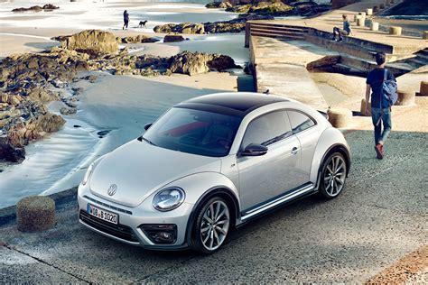 Volkswagen Beetle New by New Volkswagen Beetle R Line Pictures Auto Express