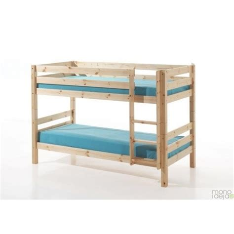 bunk bed pine for