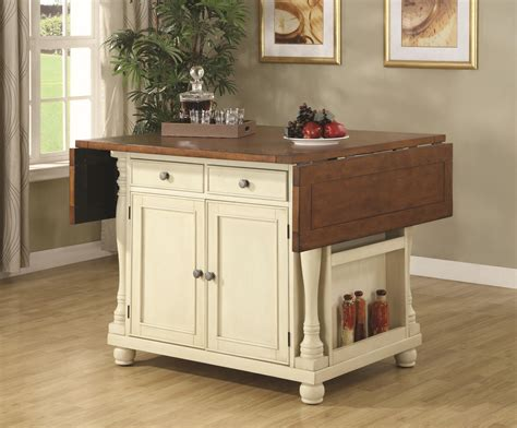 table as kitchen island country cottage kitchen island table with drop leaves free shipping