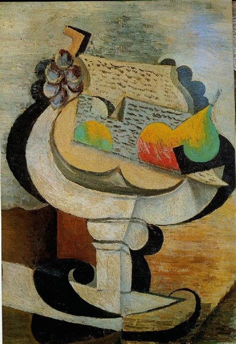 picasso paintings fruit fruit bowl picasso 1910s wallpaper picture