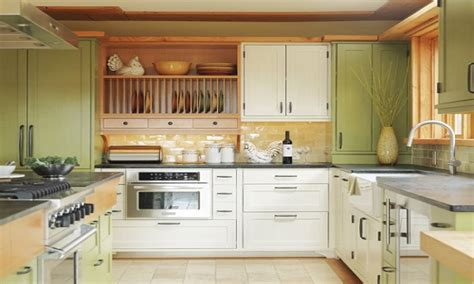 Two Tone Kitchen Cabinet Ideas two tone painted kitchen cabinets ideas inspiration