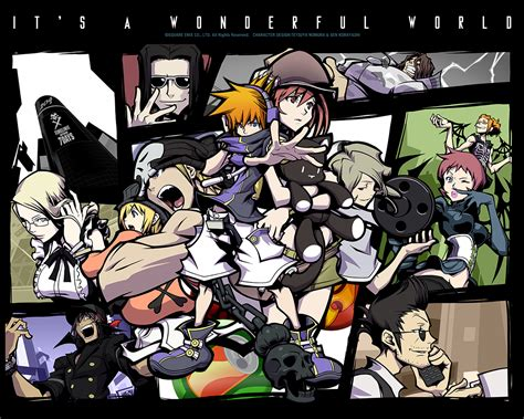 Fluffybunnypwn Review The World Ends With You