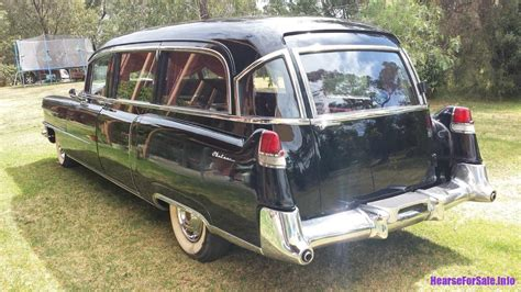 1955 Cadillac Hearse by 1955 Cadillac Meteor Hearse Hearse For Sale