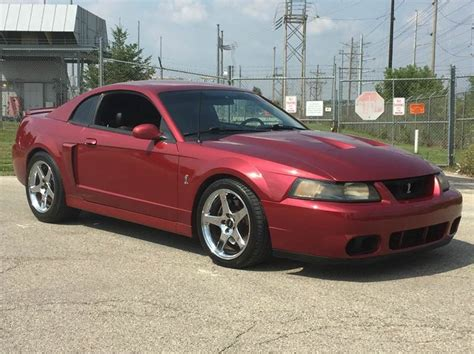 2004 Ford Mustang Coupe by 2004 Ford Mustang Svt Cobra 2dr Supercharged Coupe In East