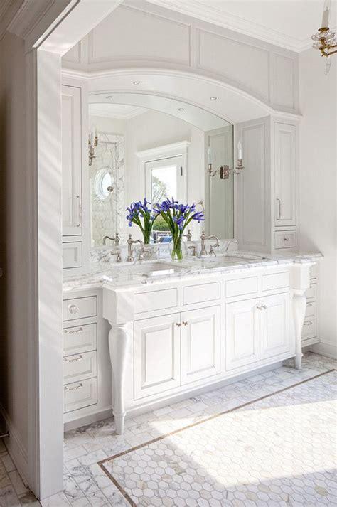 White Bathroom Cabinet Ideas by 25 Best Ideas About White Bathroom Cabinets On