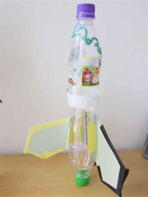 water bottle crafts projects water rocket project crafts bottle crafts