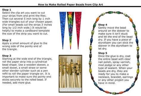 how to make paper jewelry last day paper and anything goes pictures we teach