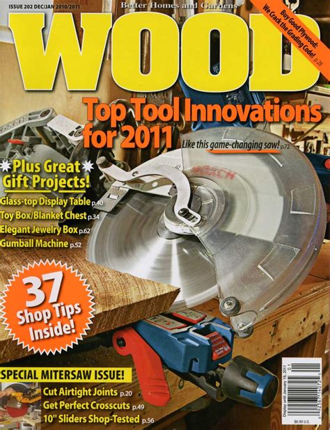 woodworking magazine reviews wood magizine plans free