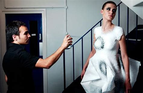 spray painting for clothes future fashion what your sundress will look like in 100
