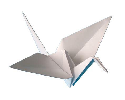 origami crane image mine bangau tsuru