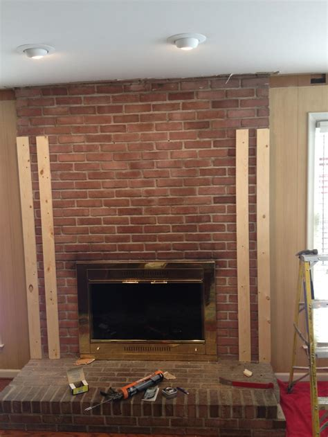 covering up a fireplace pcb carpentry fireplace mantels