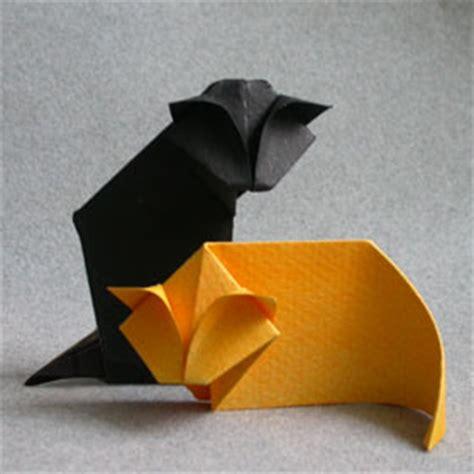 cat origami origami gato 171 embroidery origami