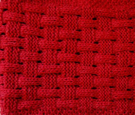 basket weave knit pattern basketweave knitted infinity scarf paperblog