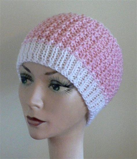 knitted chemo cap patterns free huggers knit pattern the inside out knit chemo cap