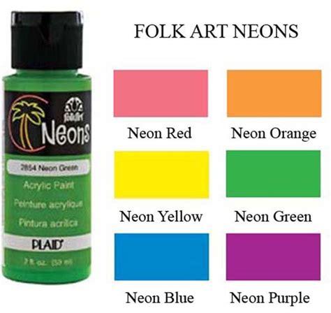 folk acrylic paint msds shamrock
