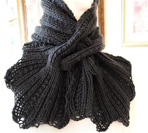 knit scarves patterns knitting patterns and scarves free patterns